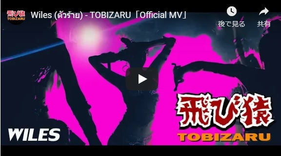 tobizaru
